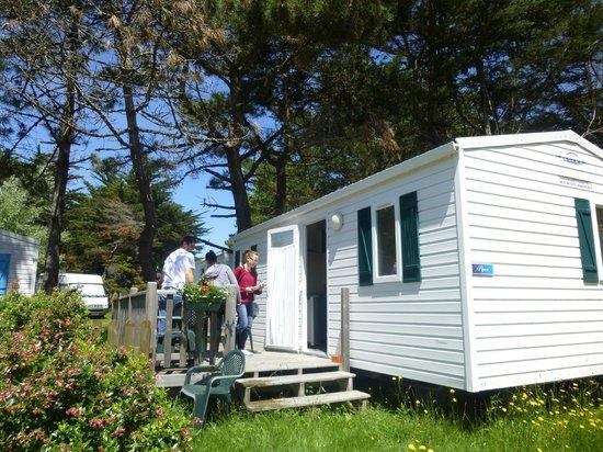 Camping Clos Mer et Nature: notre location