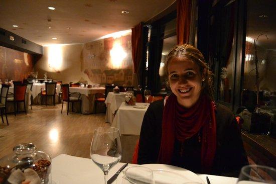 La Cepada Hotel: Comedor