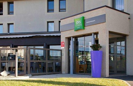 Ibis Styles Clermont Ferrand Le Brezet Aeroport : Hôtel