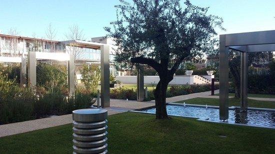 Aqualux Hotel Spa & Suite Bardolino: Giardino