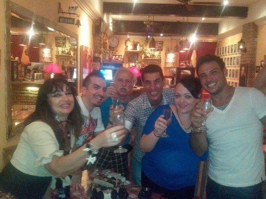 Bella Italia : Birthday!!!!