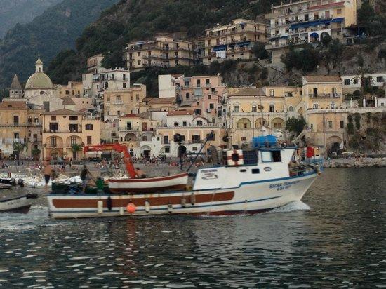 Cetara, Italia: tonnara
