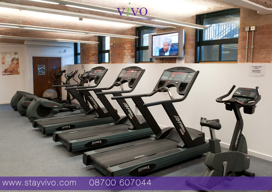 Vivo Serviced Apartments: Gymnasium