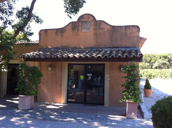 Provence Wine Tours : third winery we went to