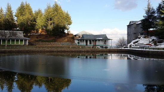 Hotel Hatu: Tani Juba Lake (10 km from Hotel)