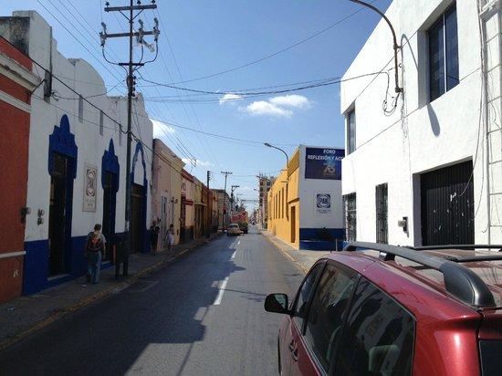Titos House : STREET 1