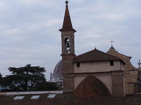 Albergo Hotel Panorama Firenze : panorama