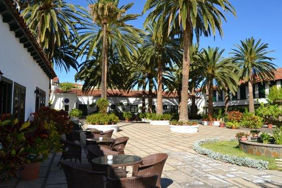 Hotel Rural El Patio: Patio