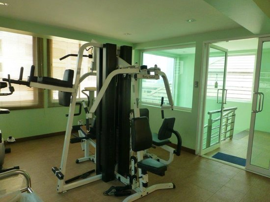 D Varee Diva Bally Sukhumvit: gym