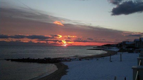 Ocean Club On Smugglers' Beach: Sunset