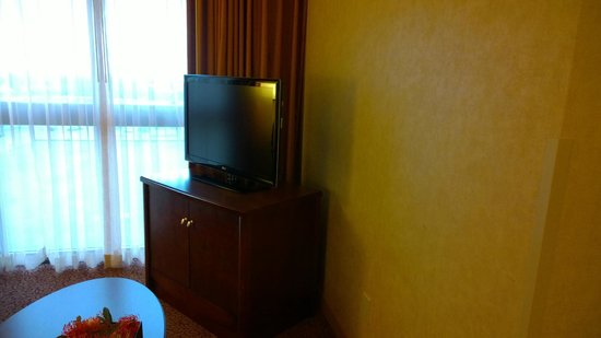 Embassy Suites by Hilton Dallas Frisco Hotel Convention Center & Spa : Tv
