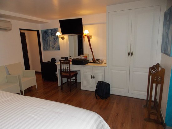 Baithong Lifestyle Residence : bedroom