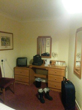 Trecarn Hotel : Double room