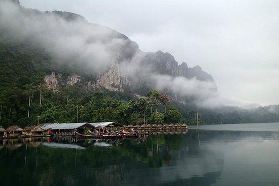 Saichol Resort: in the morning