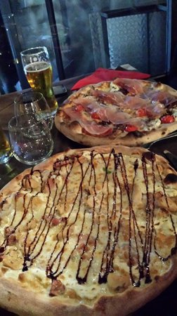7+: pizza facoltà di giurisprudenza & pizza facoltà di medicina