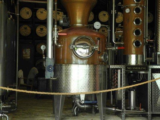 St. Nicholas Abbey: Making Rum