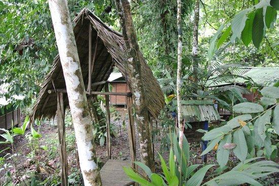 El Almejal Lodge & Natural Reserve: Hotelgelände
