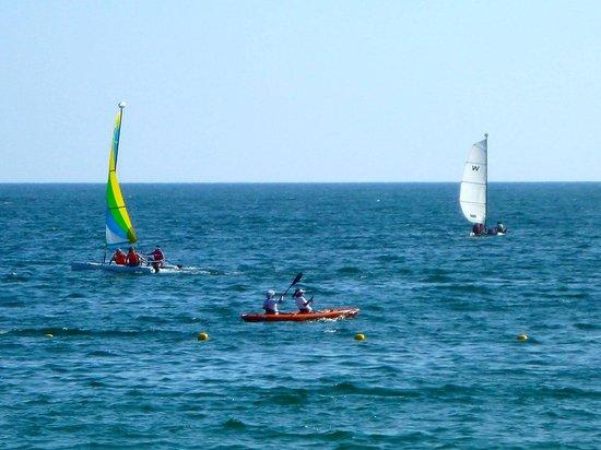 Tangolunda Bay - outdoor recreation paradise