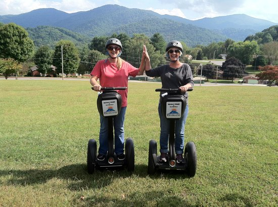 Segway Tours of Waynesville