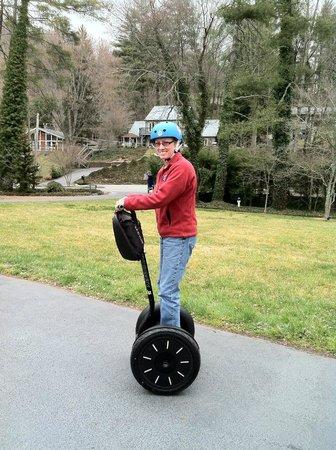 Segway Tours of Waynesville : Meet your tour guide, Carolyn