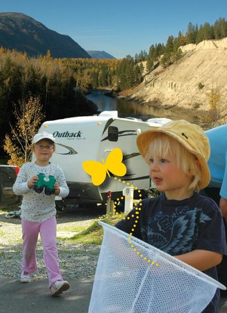 Kimberley Riverside Campground: Explore the outdoors