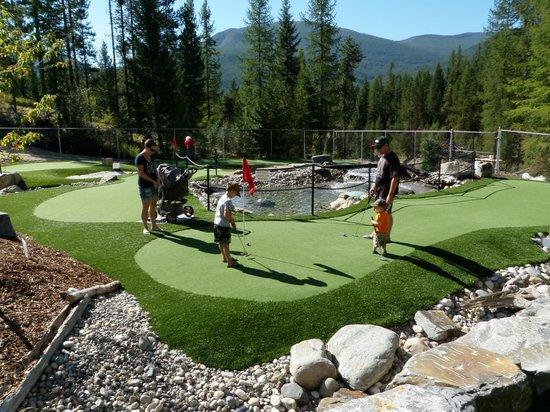 Kimberley Riverside Campground: Family fun