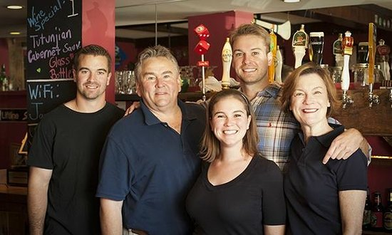O'Grady's Grill and Bar : Family Photo