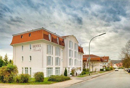 Hotel Rosenhof: Aussenansicht