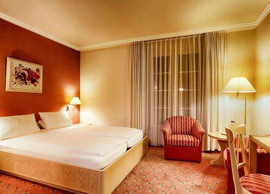 Hotel Rosenhof: Doppelzimmer