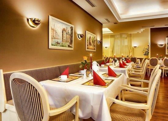 Hotel Rosenhof: Frühstücksraum