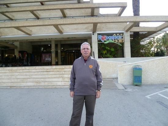 Hotel Rosamar: cotw