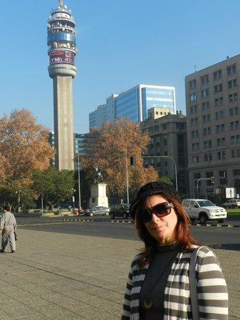 Plaza de la Constitucion : Bonita junção entre o passado e o presente
