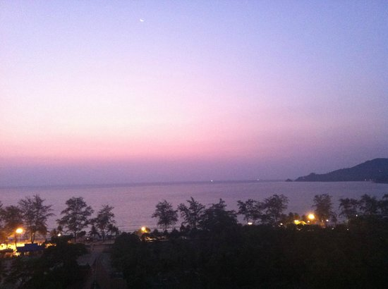 Andaman Beach Suites Hotel : Вид