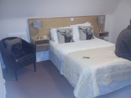 Tullie Inn: the bedroom