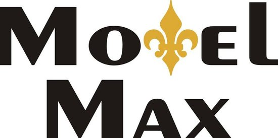 Motel Max Logo - Look for Gold Fleur de Lis