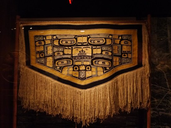 First Nations Exhibit at  Royal BC Museum