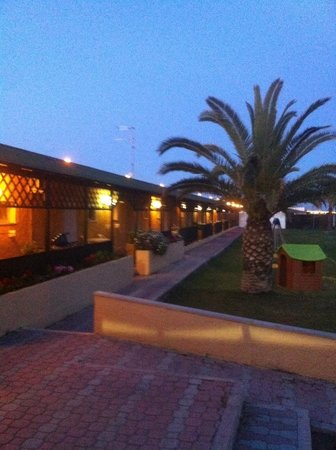 Boca Chica : Abbiamo a disposizione anche 14 bungalow