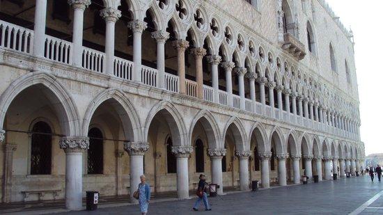 Doge's Palace: fachada