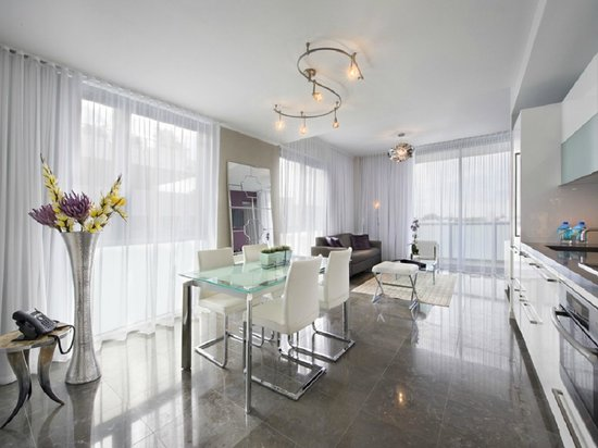 Standard One Bedroom Suite - Picture of Boulan South Beach, Miami ...