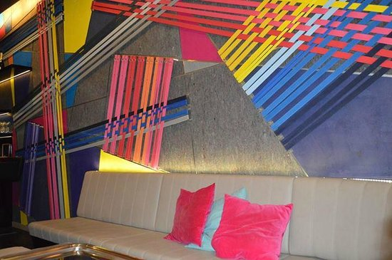 Casati Budapest Hotel : Seating space