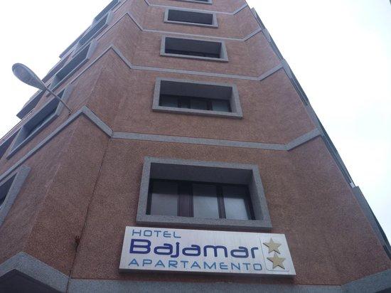 Hotel Apartamento Bajamar: hotel