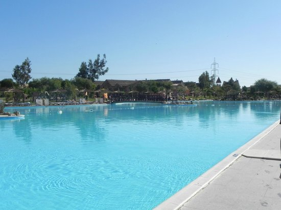 Piscine picture of jungle aqua park hurghada tripadvisor for Aqua 2000 piscine