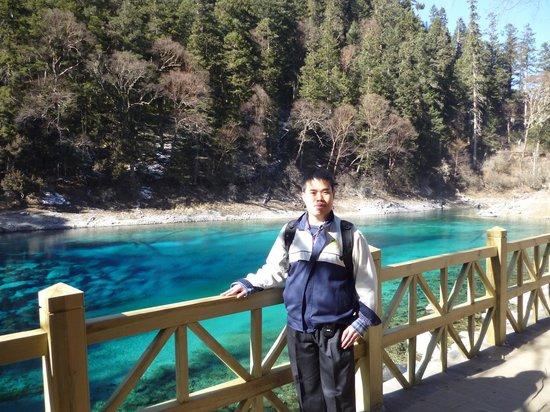 Jiuzhaigou Natural Reserve: Jiuzhai Valley National Park (九寨沟)