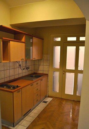 Hostel Magic : Kitchen Area