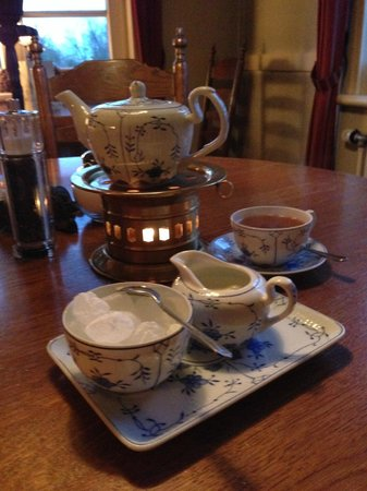 "Cafe Teetied: Teezeit im ""Teetied""!"