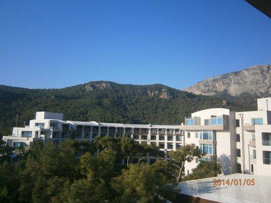Rixos Sungate Hotel: otel..