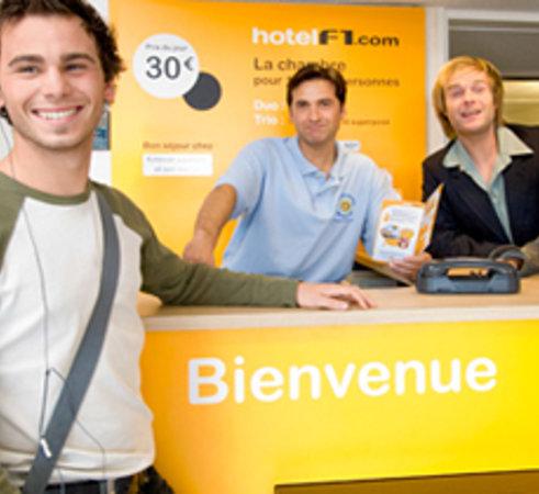 hotelF1 Verdun: Bienvenue,Welcome,Willkommen