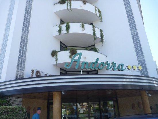 Hotel-Apartamentos Andorra: hotel