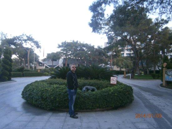 Rixos Sungate Hotel: giriş..