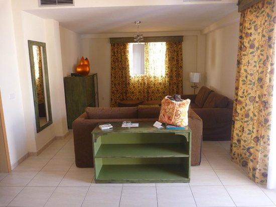 Hotel-Apartamentos Andorra: living area
